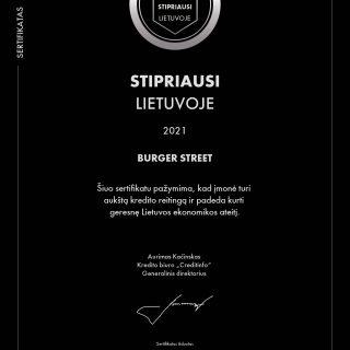 Certificate (95)